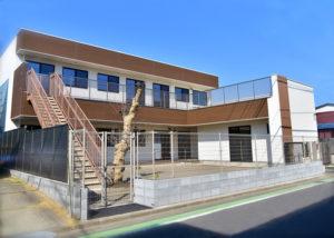 あけぼの保育園 新園舎2019・令和元年